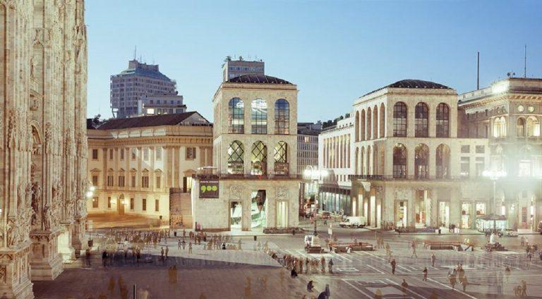 Palazzo dell'Arengario Piazza Duomo