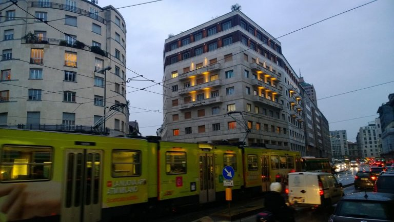 traffico Milano: weekend 21 22 settembre