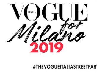 Vogue for Milano 2019: gli eventi e il programma della serata