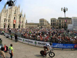 giro d'italia 2020 a Milano