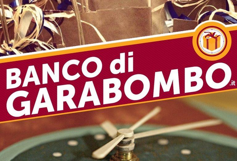 Il Banco di Garabombo a Milano per i regali natalizi.