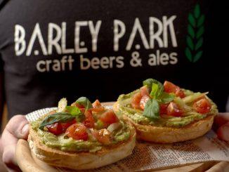 barley park crast beers & ales Milano: il menu