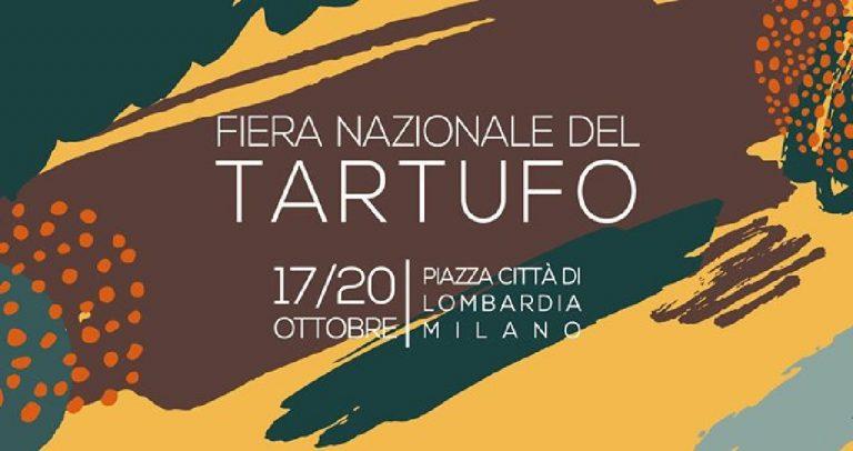 fiera nazionale del tartufo di milano 2019
