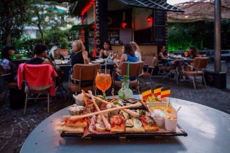 Il Giardino del Naviglio: locale di Milano