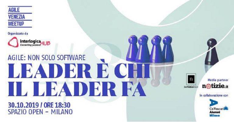 """Evento interlogicaHub Milano: """"Leader è chi il leader fa"""""""