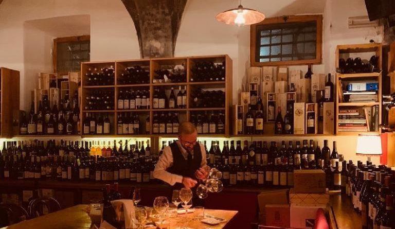 N'Ombra de Vin enoteca