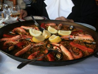paella milano tapas locali ristoranti