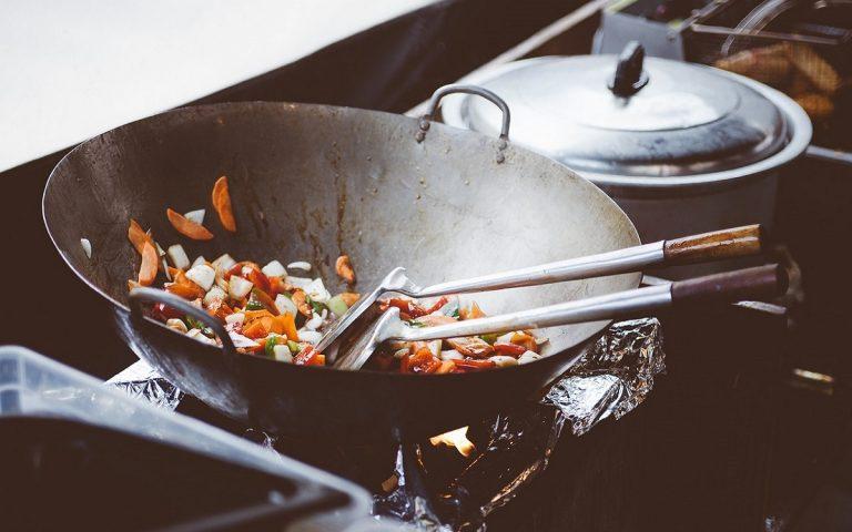 cucina wok