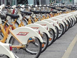sharing milano car bike scooter monopattino e nuovi mezzi