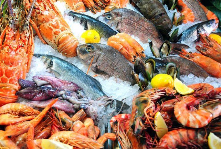 The fish a Milano