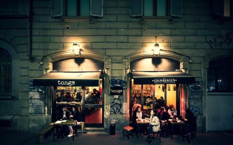 tongs milano menu aperitivo
