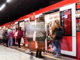 Fermata della metropolitana