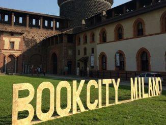 Pietro Ichino e Angela Lanzi al Bookcity 2019 di Milano.