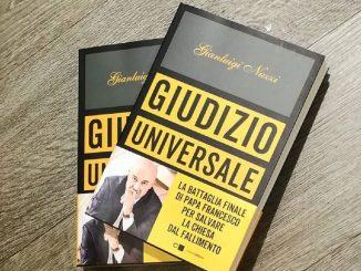 """""""Giudizio Universale"""", il nuovo libro di Gianluigi Nuzzi sui segreti del Vaticano"""