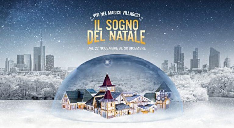 Il sogno del Natale, villagio di Natale all'Ippodromo di Milano 2019
