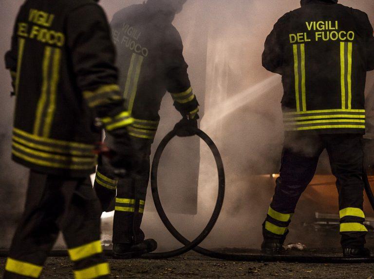 incendio chi erano le vittime