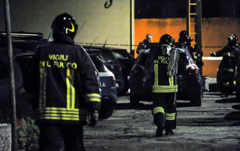 incendio sottotetto navigli milano