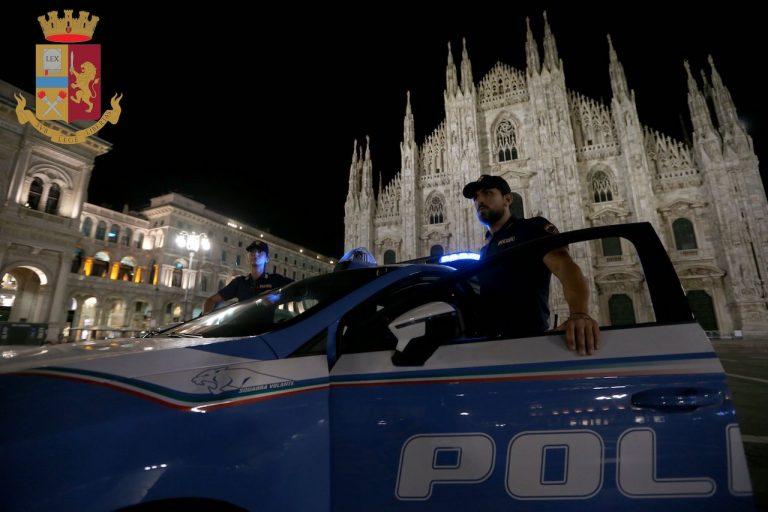 guardia giurata accoltellata milano