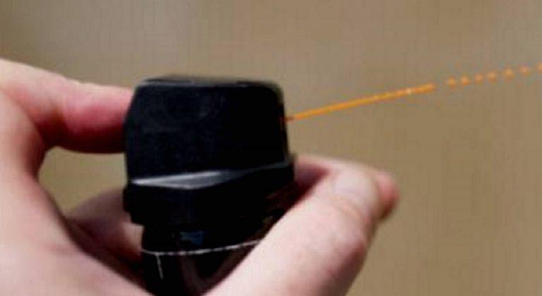 spray peperoncino milano