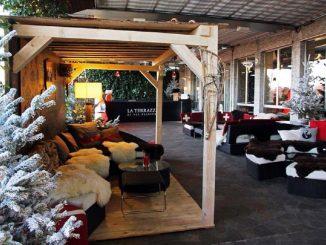 Swiss Winter Lounge evento Milano