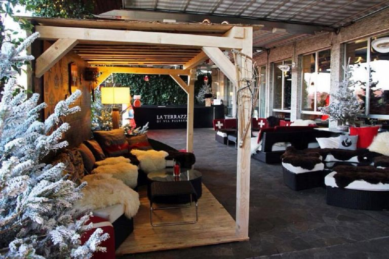 Swiss Winter Lounge evento Milano