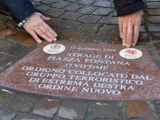anniversario strage piazza fontana