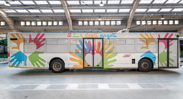 Bus degli angeli