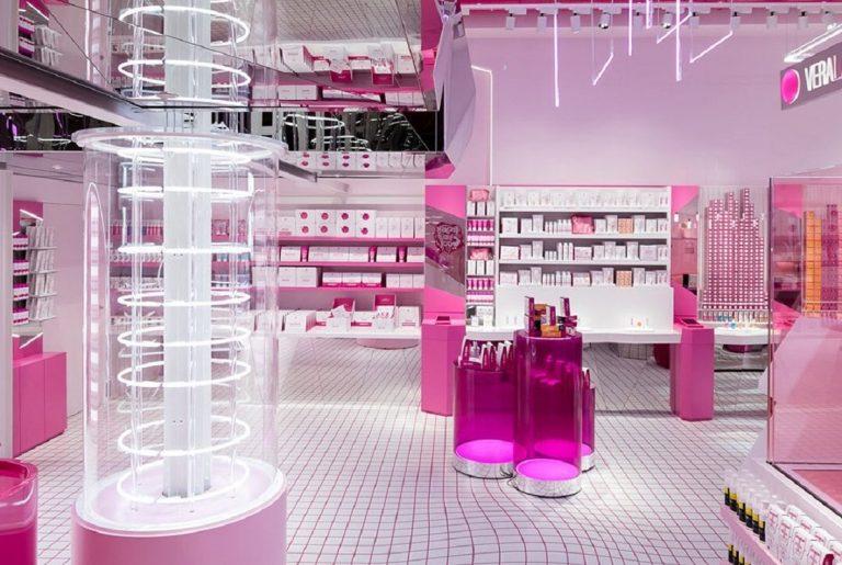 estetista cinica: il negozio a milano