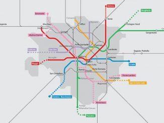 M6 Milano, le tre ipotesi per la metropolitana rosa