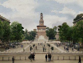 Riqualificazione di Piazza Castello: il progetto green
