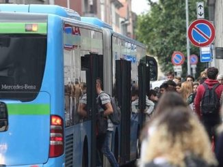 schiaffi bus milano