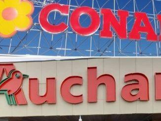 Sciopero Auchan Conad Milano