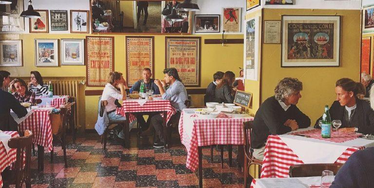 Trattoria Madonnina Milano