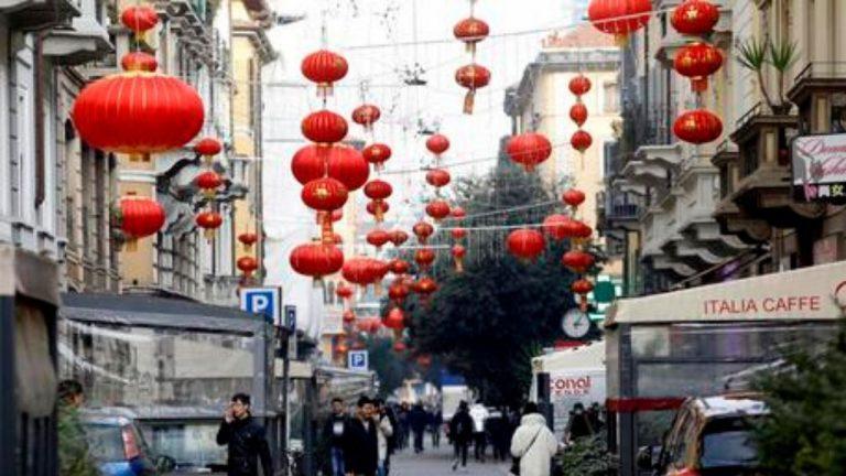 Chinatown milano