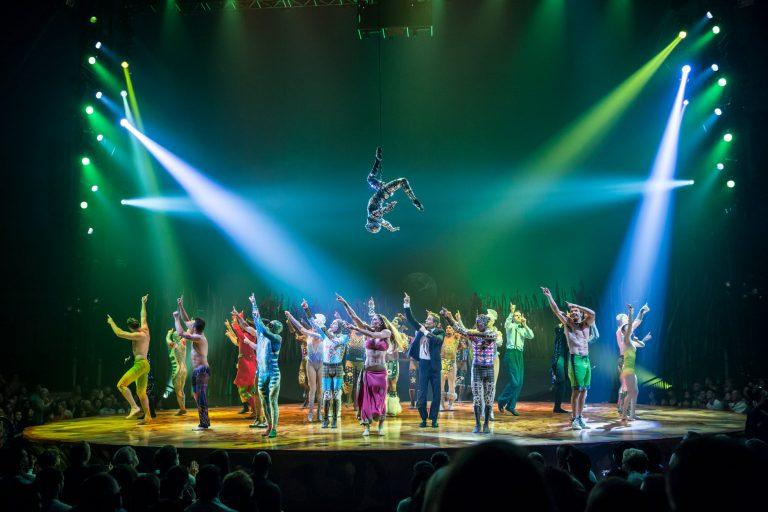 cirque du soleil milano