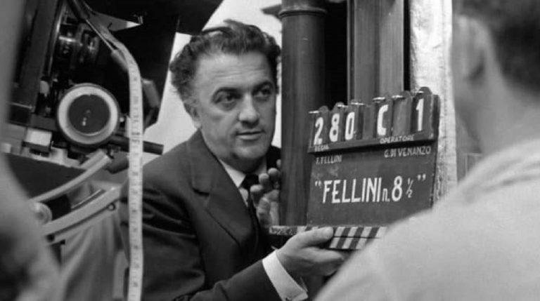 Convegno Federico Fellini a Palazzo Reale