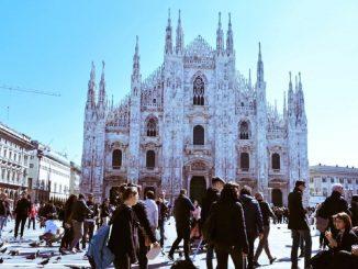 Coronavirus: a Milano turisti cinesi in calo del 40%
