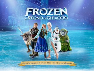 Disney on ice al forum di Assago