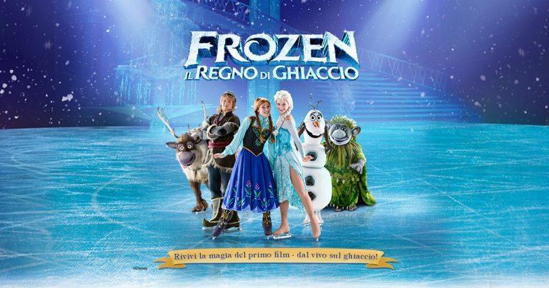 Disney on ice al forum di Assago