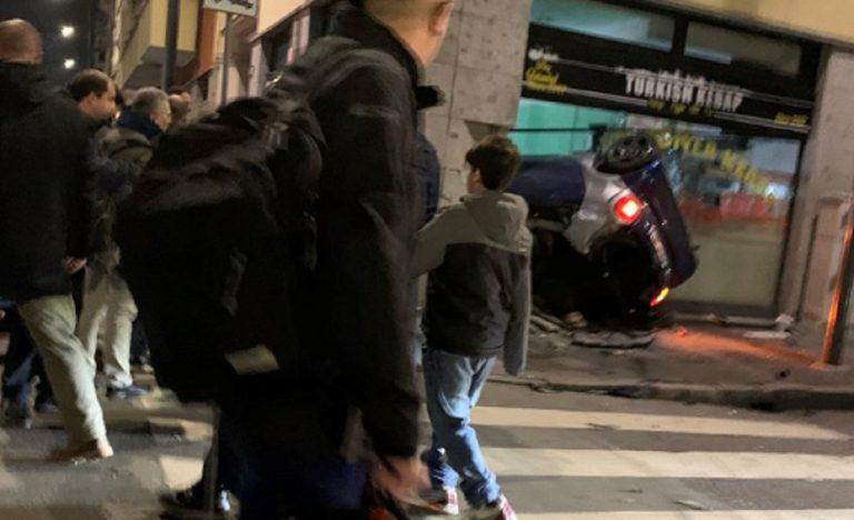 Incidente Via Trevi Milano