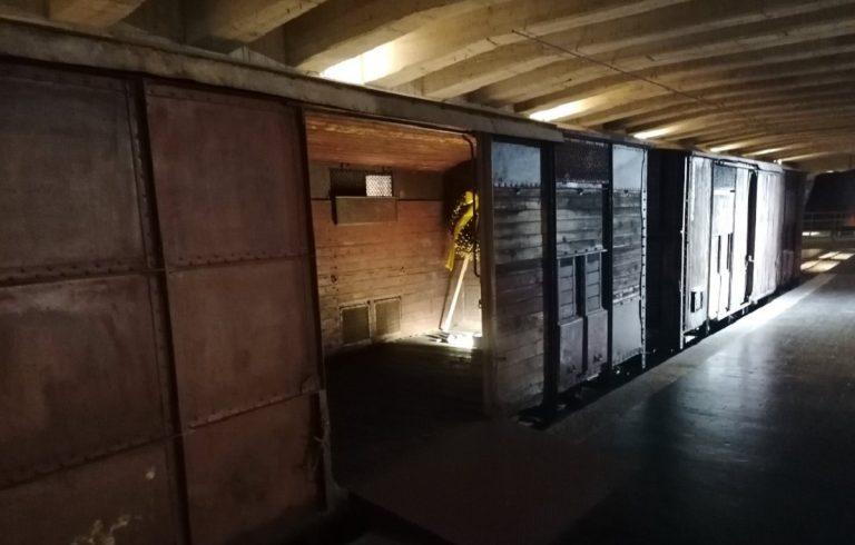memoriale della shoah milano