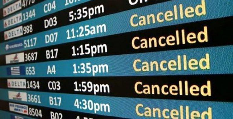 Sciopero aerei 14 gennaio 2020
