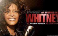 Whitney Houston in concerto a Milano