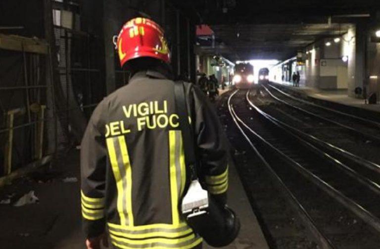 Investito treno Milano Lancetti