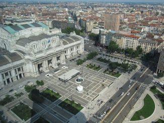 Mercato alla Stazione Centrale di Milano: il progetto per riqualificare la zona