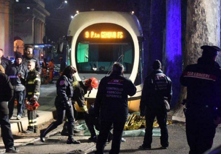 turista travolta uccisa tram