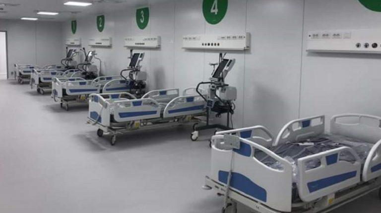 coronavirus ospedale fiera