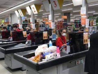 coronavirus supermercati