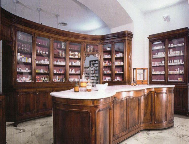 farmacie antiche milano