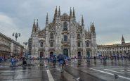 Coronavirus, loghi per i quartieri di Milano come brand famosi